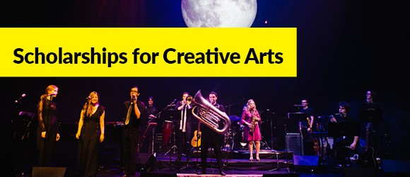 Scholarships for Creative Arts